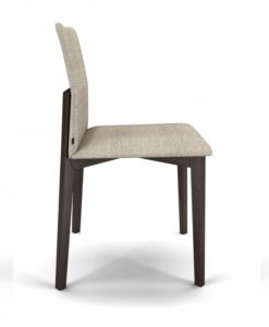 Huppe Fly dining chair side view