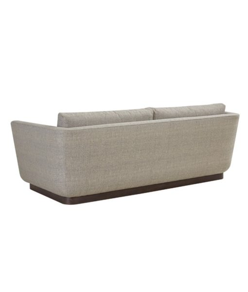 Lee Industries 7053-03 sofa back view