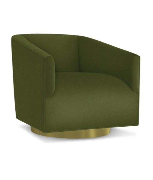 Mitchell Gold + Bob Williams Cooper Studio swivel chair