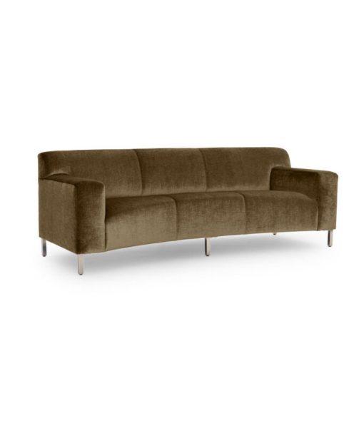 Mitchell Gold + Bob Williams Marcello sofa side view