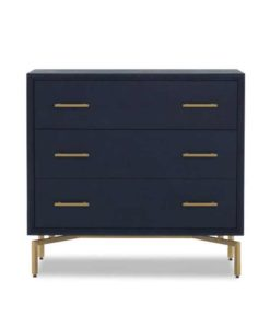 Mitchell Gold + Bob Williams Ming 3 drawer chest