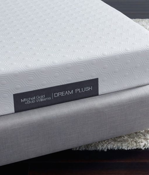 Mitchell Gold + Bob Williams Dream 12 inch plush mattress