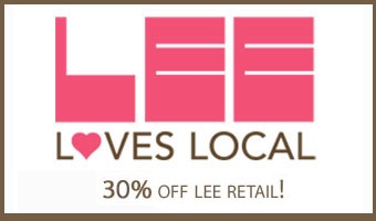 Lee Loves Local Home Page