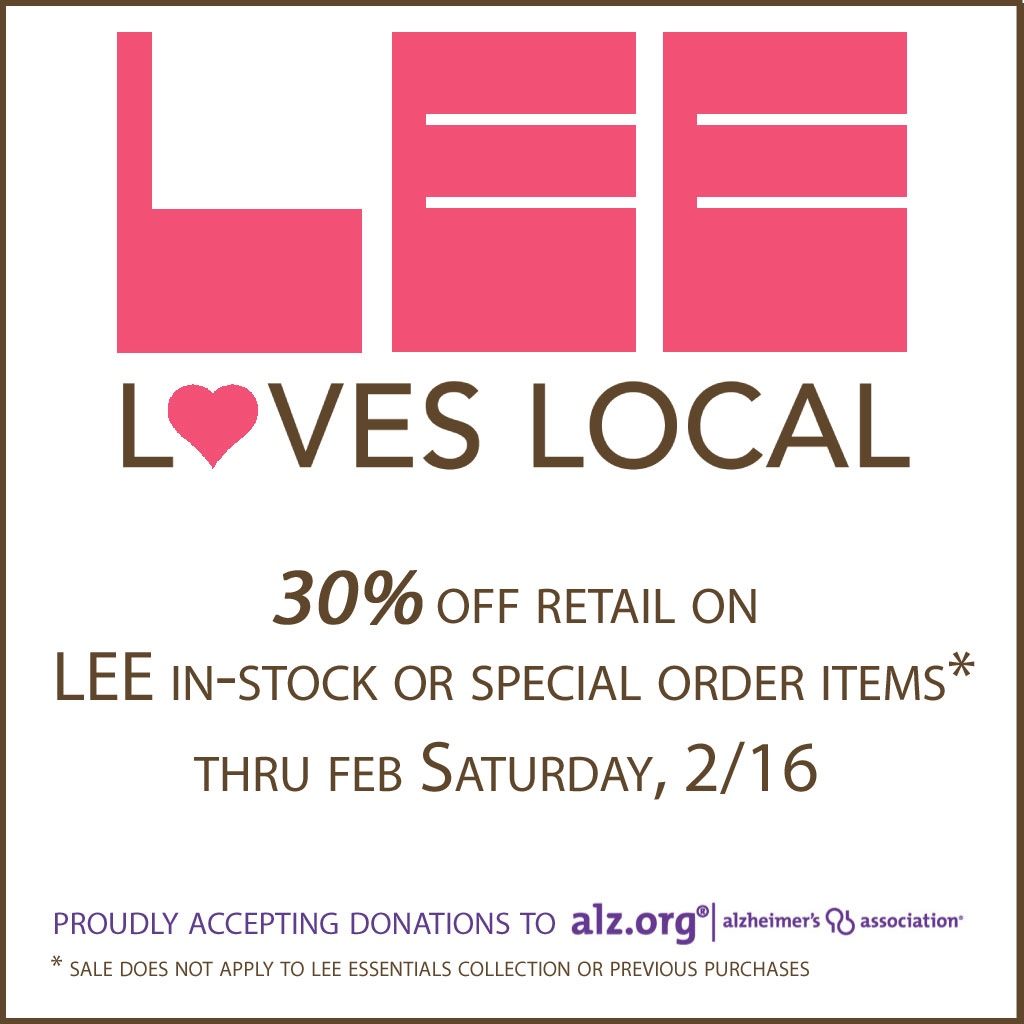 Lee Loves Local week 2019