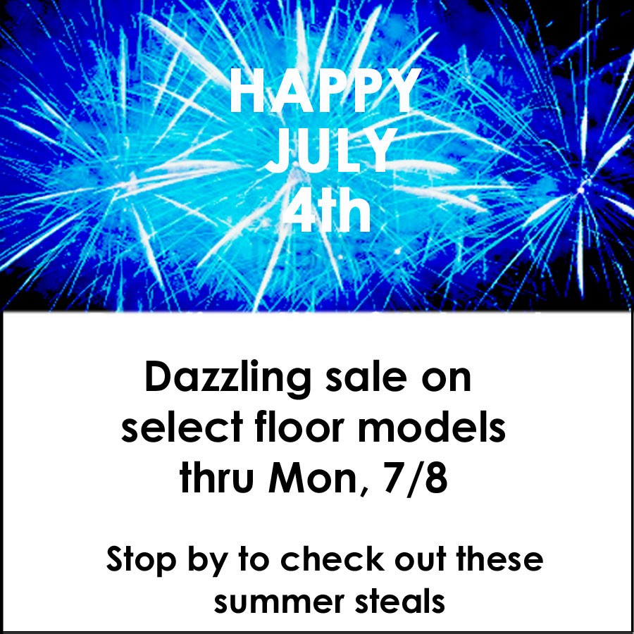 Fourth of July Sale 2019