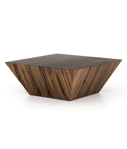 Four Hands Saxon coffee table