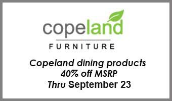 Copeland Dining Room Sale