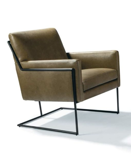 Thayer Coggin Hi Wire Chair