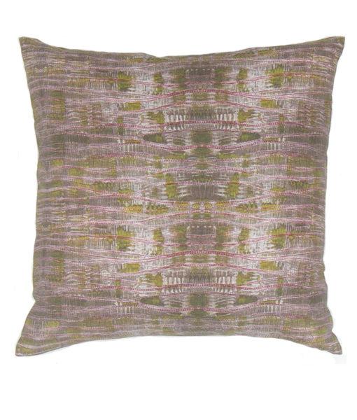 Creative Touch Filaments velvet pillow