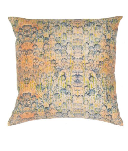 Creative Touch Pastel velvet pillow