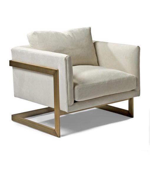 Thayer Coggin T-Back chair