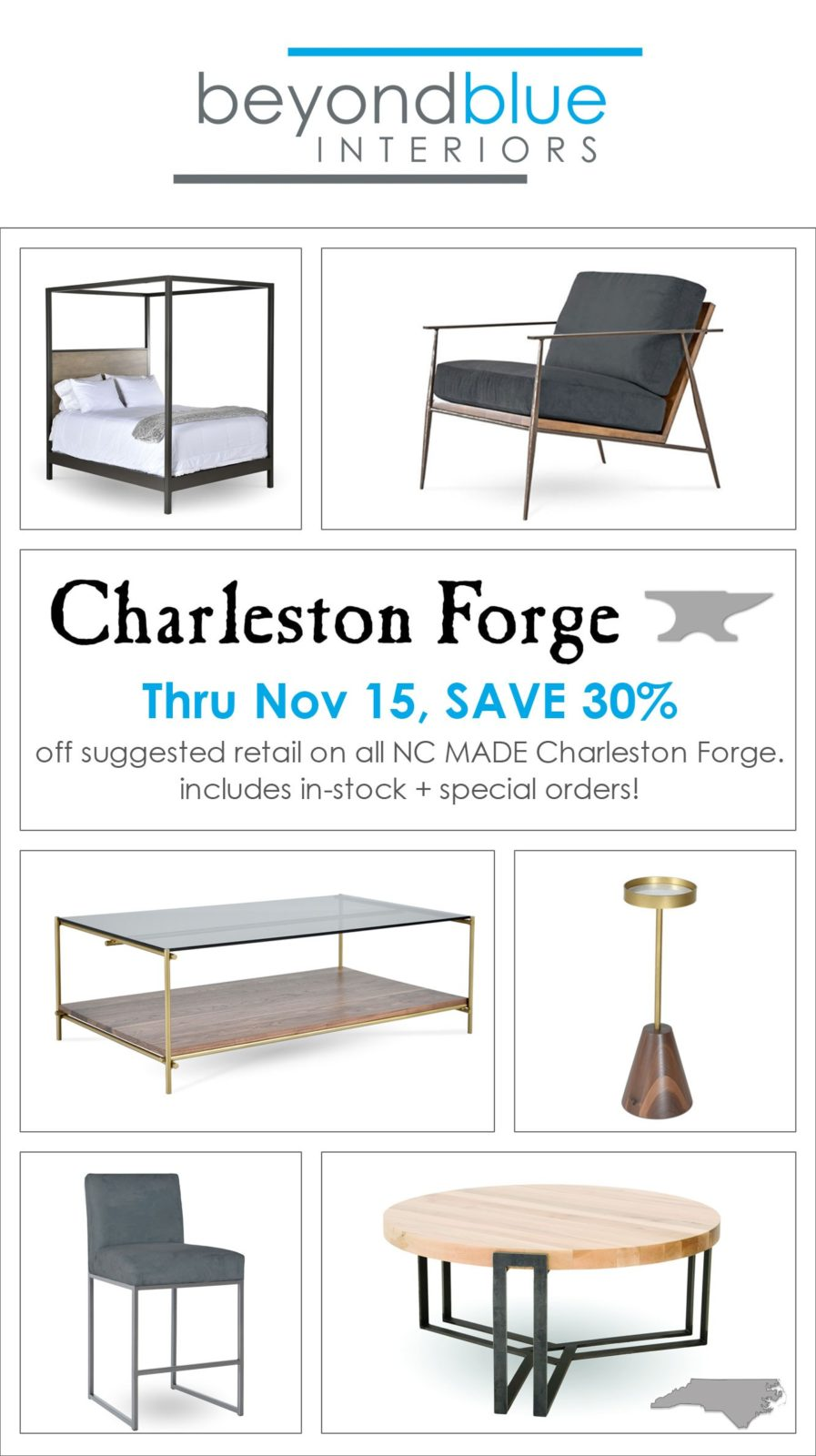 Charleston Forge November 2019 Sale