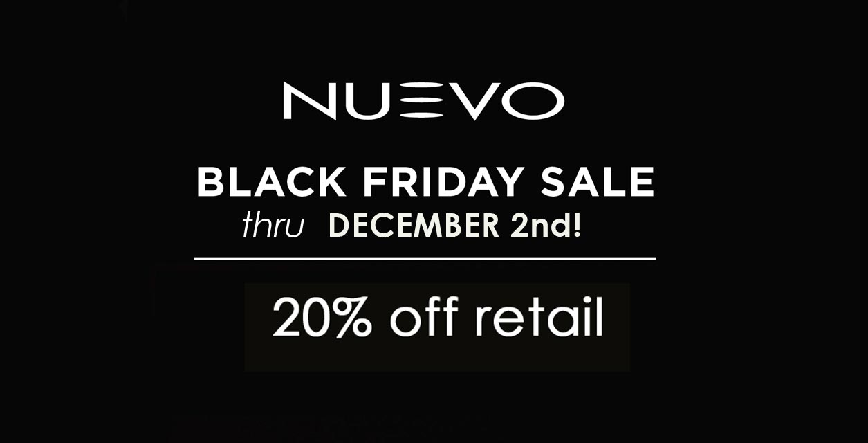 Nuevo Black Friday Sale 2019