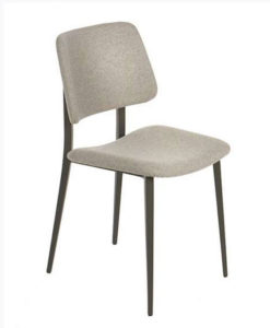Midj Joe fabric dining chair