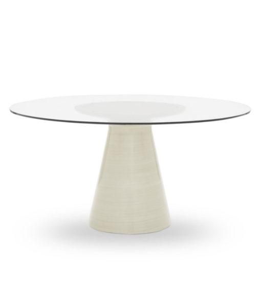Mitchell Gold + Bob Williams Addie dining table white