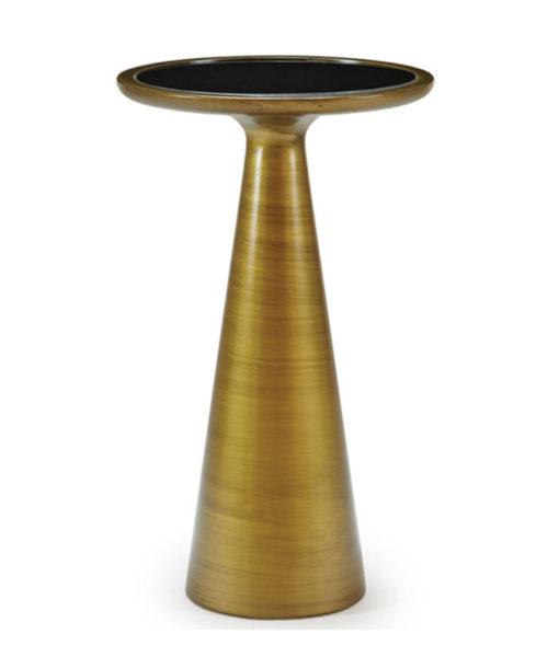 Mitchell Gold + Bob Williams Addie pull-up table bronze