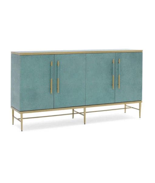 Mitchell Gold + Bob Williams Celine media console