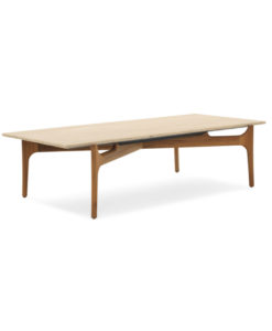 Mitchell Gold + Bob Williams Laguna rectangular cocktail table
