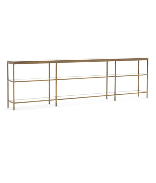 Mitchell Gold + Bob Williams Vienna low XL bookcase