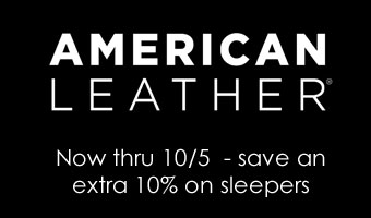 American Leather Sleeper Sale