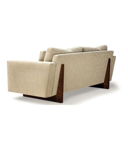 Thayer Coggin Clip sofa back view