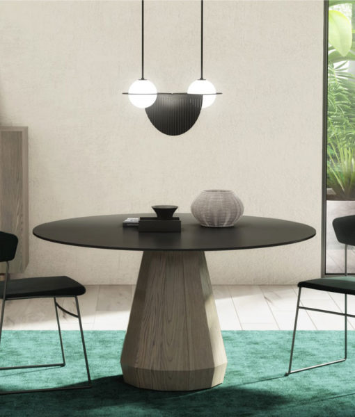 Huppe Memento dining table lifestyle shot