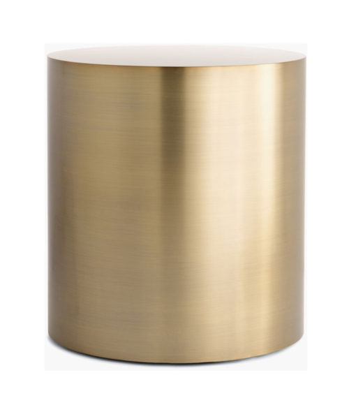 Thayer Coggin Drum end table