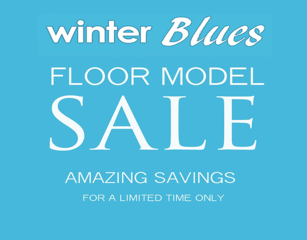 Winter Blues Sale 2021