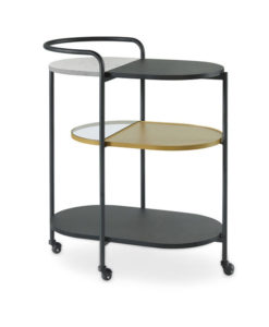 Mitchell Gold + Bob Williams Anders bar cart
