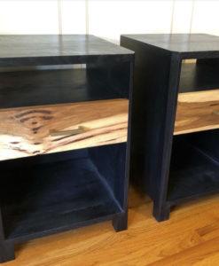 J Koger Furniture Charlie nightstands