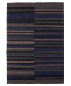 Ethnicraft Cobalt kilim rug